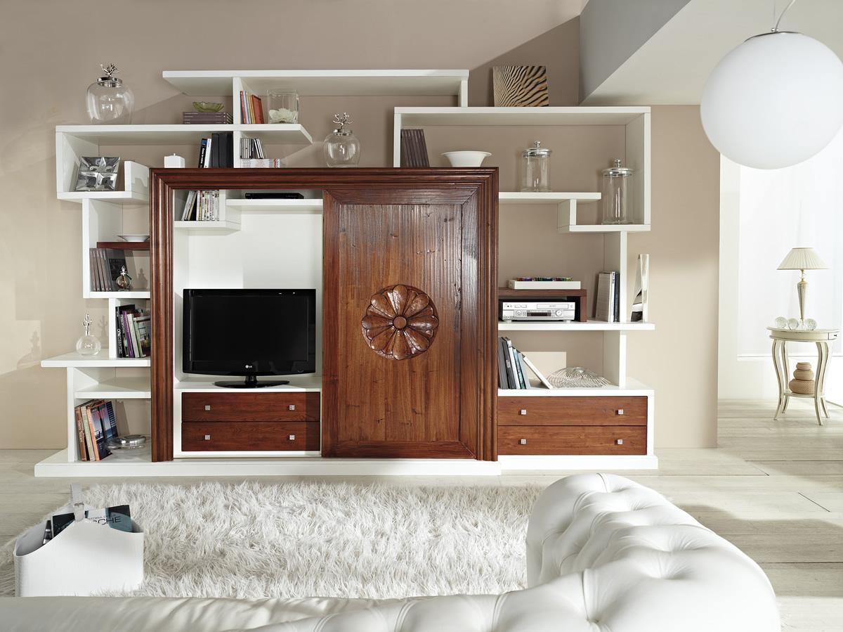 Arredo casa arredamento soggiorno zona giorno moderno - Arredamenti soggiorno classico ...