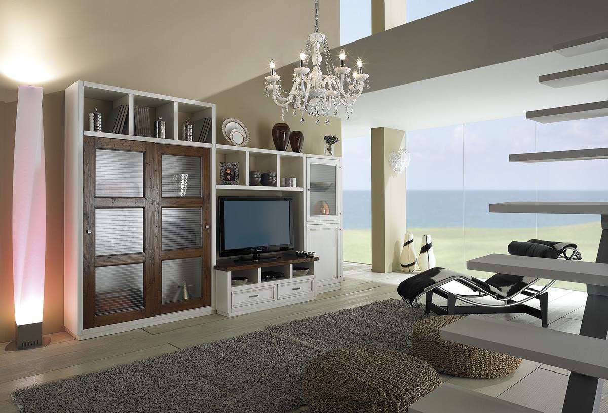 Arredo casa arredamento soggiorno zona giorno moderno classico ...