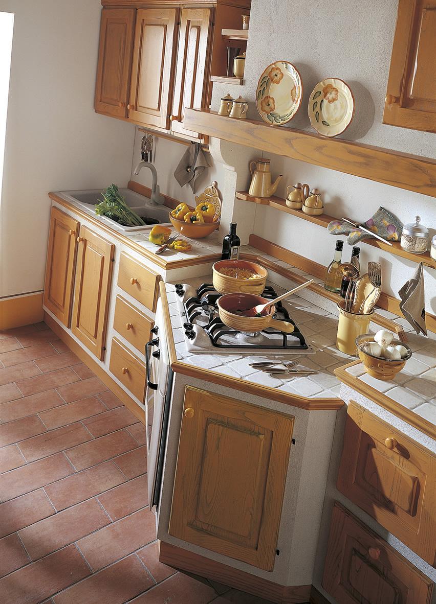Cucine muratura Cucina Cucina La Rocca cucine componibili in ...