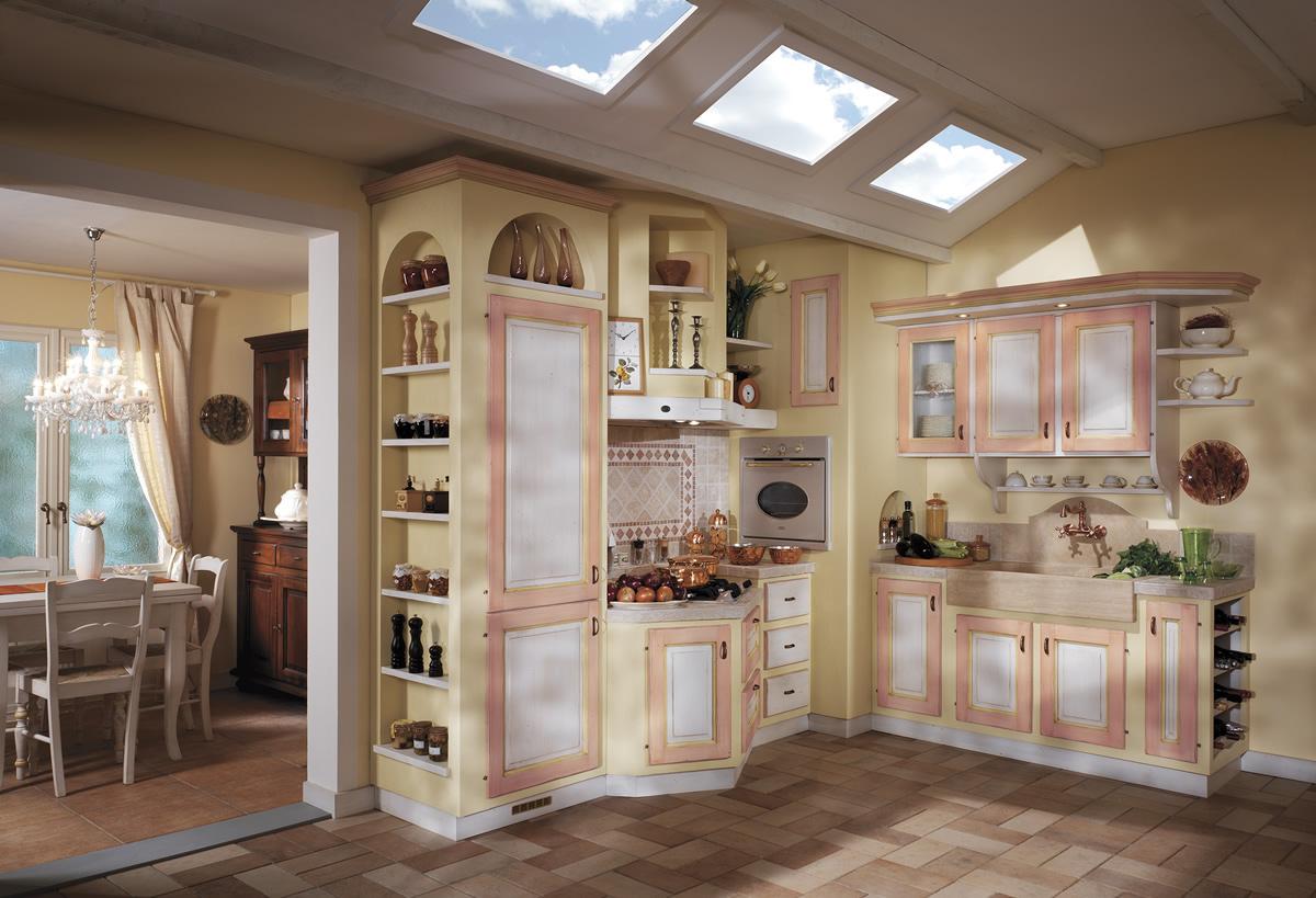Cucine muratura Cucina Cucina Il Chiostro cucine componibili in ...