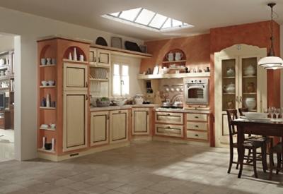 Cucine muratura ARCA cucine componibili in muratura cucine Siena ...