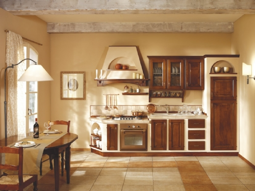 Cucine muratura Cucina Cucina La Corte cucine componibili in muratura cucine ...
